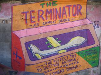 The Terminator by HeavyBenny