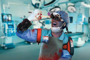 CyberZINE - Chop Doc by HeavyBenny
