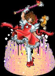 Cardcaptor Sakura by Mary1517