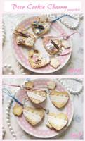 Deco Cookie Charm Set by KeoDear