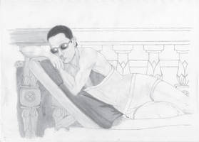 Akulina Sketch 04 by Knifley