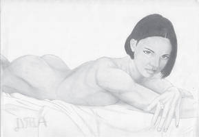 Akulina Sketch 07 by Knifley