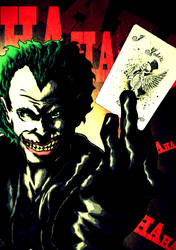 Joker Color Vers by fabienart77