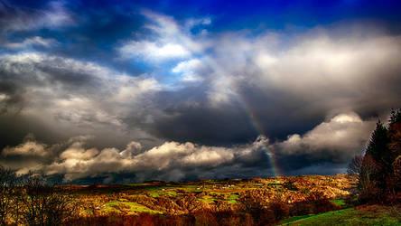 Arc en ciel by Jadulien