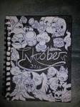 Inktober Roundup by FeralDoodle