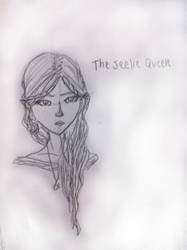 The Seelie Queen by thedreamiscollapsing
