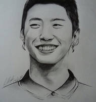 Bang Yongguk - B.A.P by tofu0004