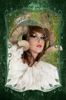 Aries by MelGama