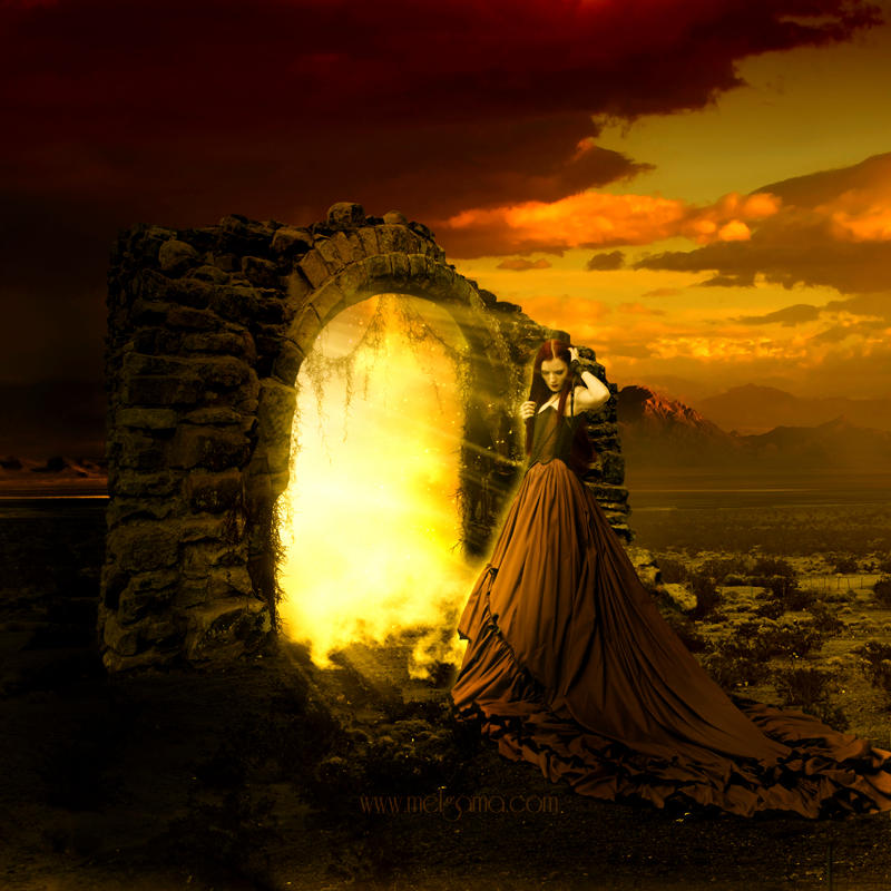 The Portal by MelGama