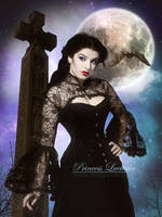 Princess Luciana by MelGama
