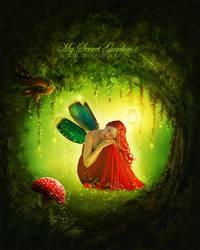 My Secret Garden by MelGama