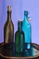 Bottles by MelGama