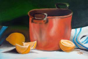 Oil 6 by MelGama
