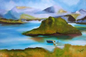 The Island by MelGama