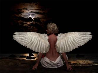 I Want to Fly by MelGama