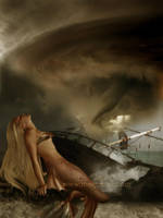 The Mermaid s Spell by MelGama