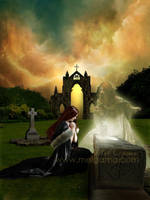 I am alive... by MelGama