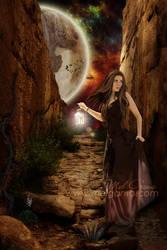 Night of Full Moon by MelGama