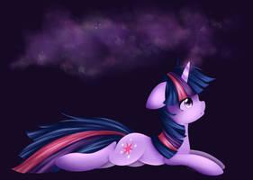 Twilight Sparkle by breezzie