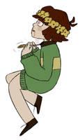 Flower Child by smellslikebadart