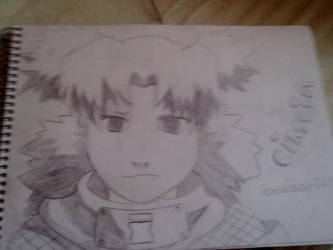 Anime 'Naruto' and Minotaur. by Cimcia