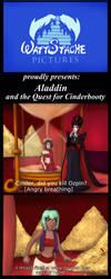 RWBY meets Disney: Aladdin by TigerPaw90