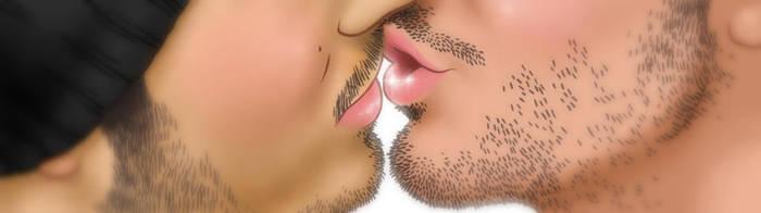 Lips by Pandaphobia
