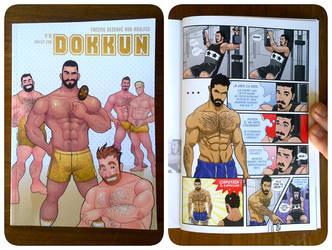 Dokkun Comic by Pandaphobia