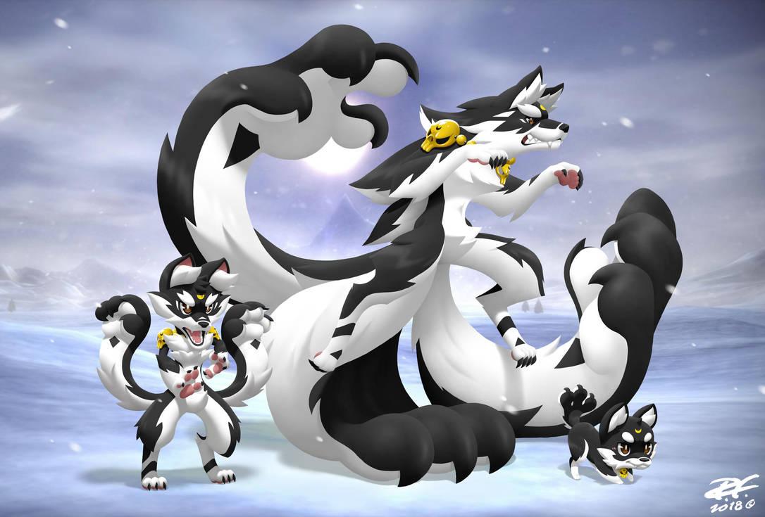 Kubo evolution by Pandaphobia