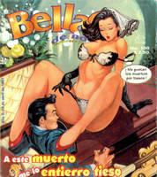 Bellas De Noche, No. 100 by historietasperversas