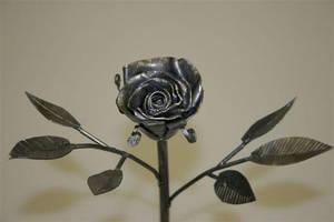Metal Rose by metaltamer