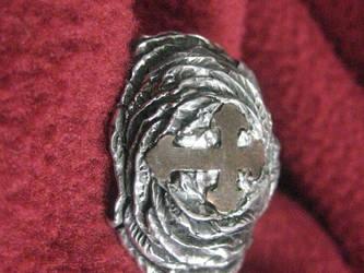 Rose ring prototype by metaltamer