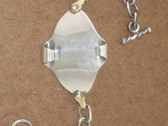 Grilo Metal Art Bracelet view2 by metaltamer