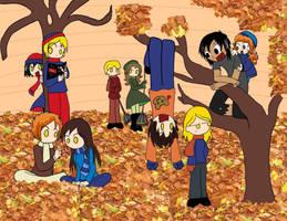 .:Autumn::Fun:. by 221bee