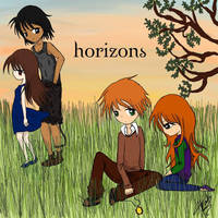 .:Horizons:. by 221bee