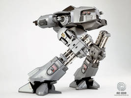 ED209 II by 3DPORTFOLIO