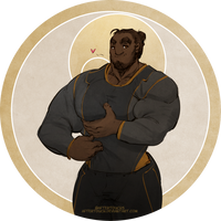 Cyros Circle Portrait by Aftertouch