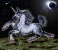 Paint the Sky in Stars by horsegirljess