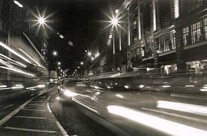 London Traffic by Killntyme