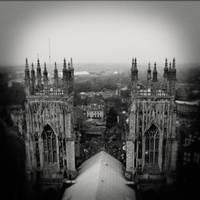 York Minster by Killntyme