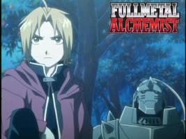 fullmetal alchemist by cain-mosni