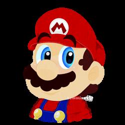 Just... Mario by TemmieSkyie