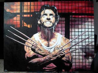 Wolverine by Fandias