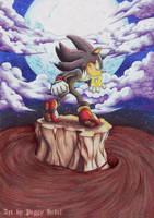 Shadow and the Ring by Pichu-Chan