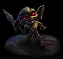 Goblin minion by NuttENuttE
