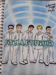 Backstreet Boys: Millenium by Julie-pan