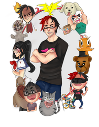 Markiplier by YorokobiNyan