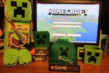 Minecraft Explosive Grand Prize by WatcherCCG