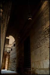 Islamic Corridor of Ibn Barquq by mimo2210