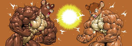 [Patreon Bonus]Hulk Out Battle by Pokkuti